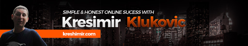 Kreshimir.com – Simple & Honest Online Success With Kreshimir
